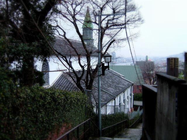 映画「解夏」を観て、まだ、こんな素晴らしい場所があったことを知り「祈念... 長崎県長崎市 祈念